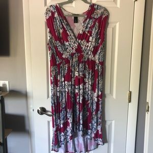 Sleeveless Lane Bryant dress